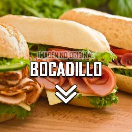 Bocadillo de bacon